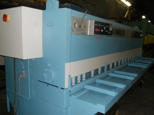 HACO shear BOMBLED GHEA 4006