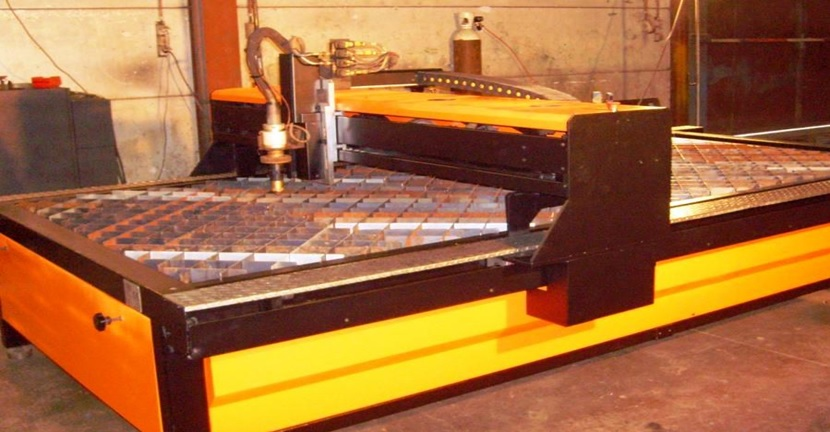 Haco Plasma cutting machine - CR Electronic 3015