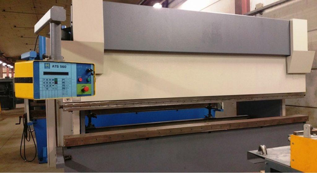 HACO Press brake - ERMS 36150 - Haco