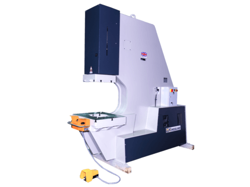 NEW: Kingsland Hydraulic presses HPC50WR and HPC80WR